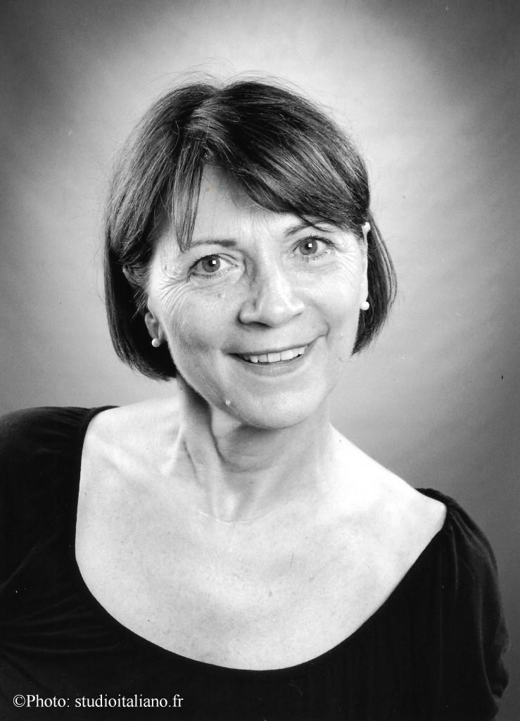 Portrait Ghislaine Bottero